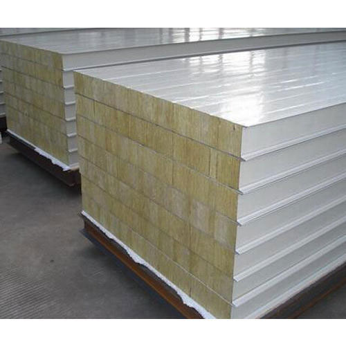 Insulated Glasswool Panel