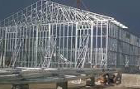 Light Weight Steel Structure