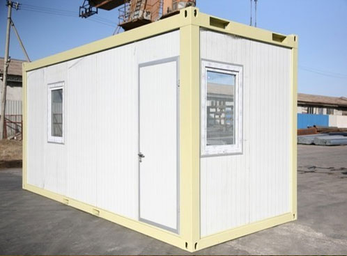Office Modular Site