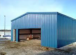 Prefabricated Metal Building