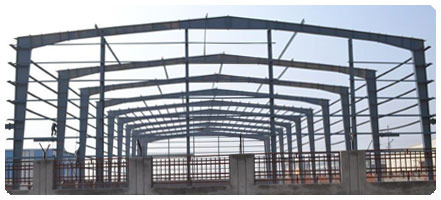 Prefabricated Tubular Structure