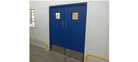 Metaflex Door