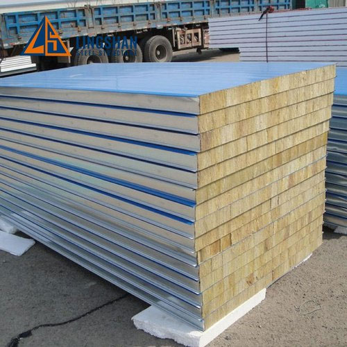 Rockwool Panels